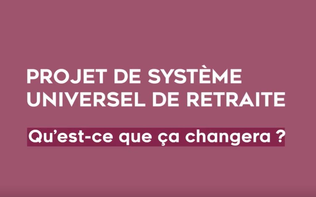 Projet de système universel de retraite : qu'est-ce que ça changera ?